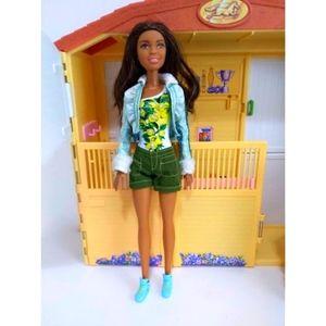 Barbie Summer Beach Water Play Doll